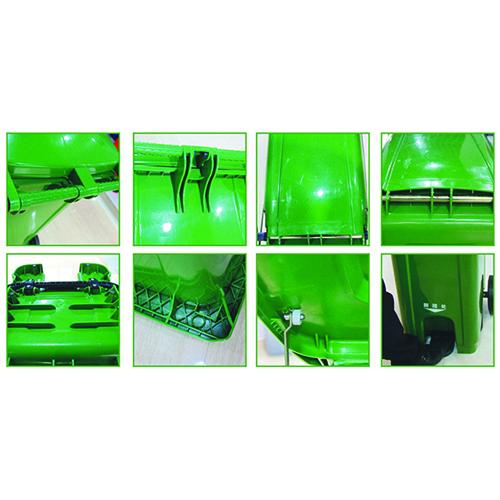Boink 2 Wheel Pedal Bin Image 7