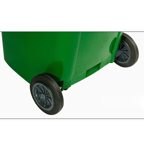 Chew Wheels Dustbin With Lid Image 12