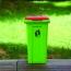 Ensemble 50L Trash Bin With Lid Image 4