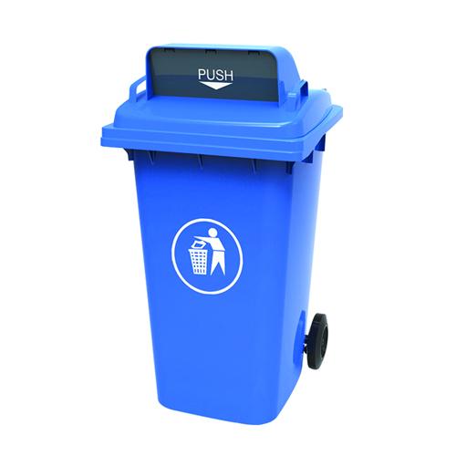 Dozze 360L Wheelie Waste Bin Image 1