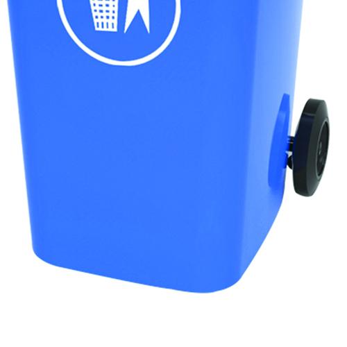 Dozze 360L Wheelie Waste Bin Image 7