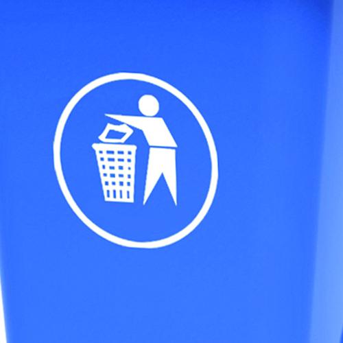 Dozze 360L Wheelie Waste Bin Image 8
