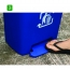 Wheeze Foot Pedal Garbage Bin Image 10