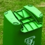 Wheeze Foot Pedal Garbage Bin Image 13