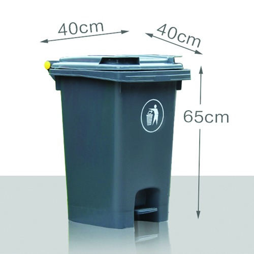 Wheeze Foot Pedal Garbage Bin Image 16