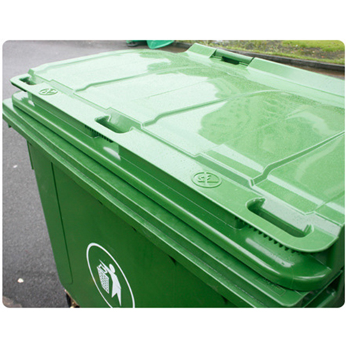 Lama Four Wheels Garbage Container Image 12