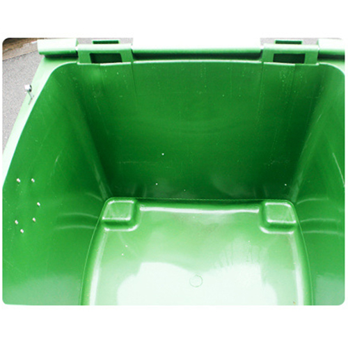 Lama Four Wheels Garbage Container Image 17
