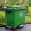 Lama Four Wheels Garbage Container Image 2