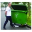 Lama Four Wheels Garbage Container Image 7