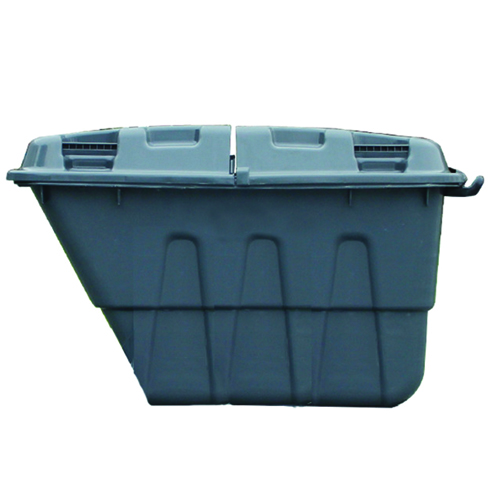 Outdoor Four Wheel Garbage Cart Image 11