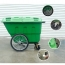 Outdoor Four Wheel Garbage Cart Image 18