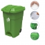 Valreda Two Wheels Pedal Dustbin Image 14