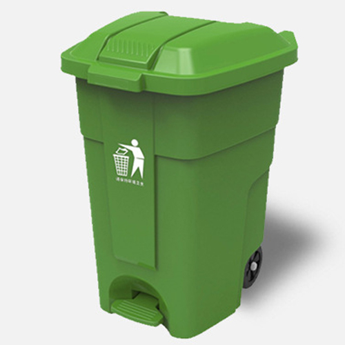 Valreda Two Wheels Pedal Dustbin Image 1