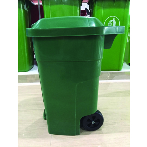 Valreda Two Wheels Pedal Dustbin Image 5