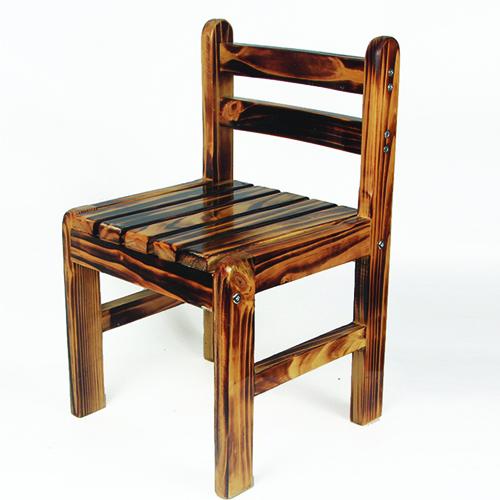 Kindergarten Solid Wood Study Chair Image 9