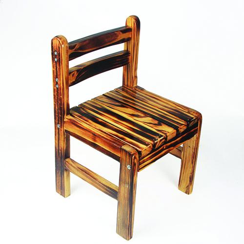 Kindergarten Solid Wood Study Chair Image 11