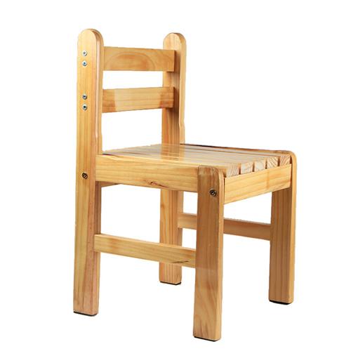 Kindergarten Solid Wood Study Chair Image 12