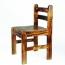 Kindergarten Solid Wood Study Chair Image 13