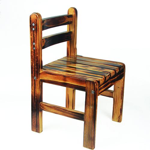 Kindergarten Solid Wood Study Chair Image 3