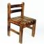 Kindergarten Solid Wood Study Chair Image 6