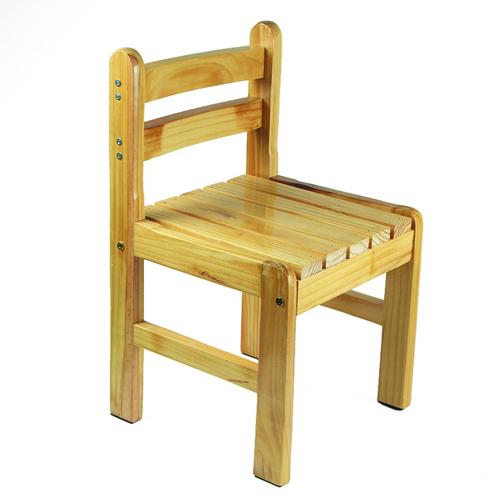 Kindergarten Solid Wood Study Chair Image 8