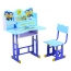 Multi-Functional Learning Table Chair Set