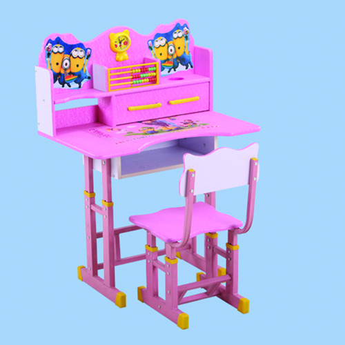 Multi-Functional Learning Table Chair Set Image 7