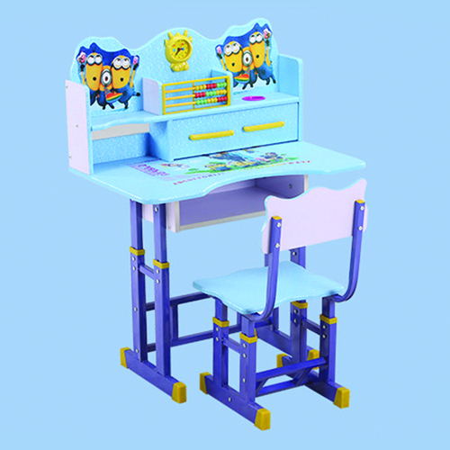 Multi-Functional Learning Table Chair Set Image 9