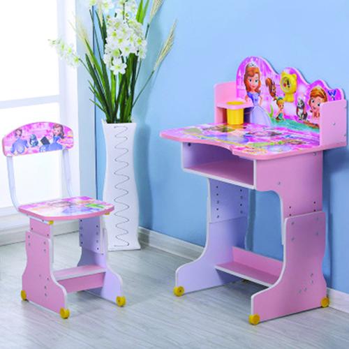 Ergonomic Children Study Lift Desk Set