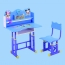 Ergonomic Children Study Lift Desk Set Image 6