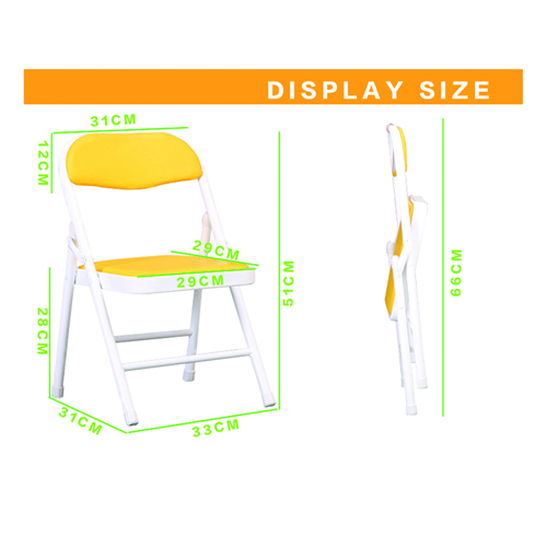 Kids Foldable Padded Chair Image 20