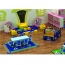 Nursery Adjustable Kids Table With Chairs Image 2