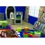 Nursery Adjustable Kids Table With Chairs Image 7