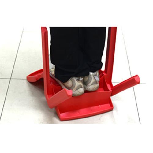 Cuisine Plastic Stackable Kids Chair Image 9
