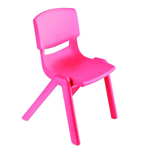 Cuisine Plastic Stackable Kids Chair