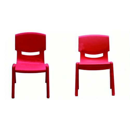 Cuisine Plastic Stackable Kids Chair Image 3