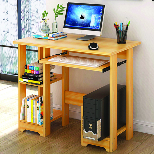 Chicory Computer Desk With Storage Box