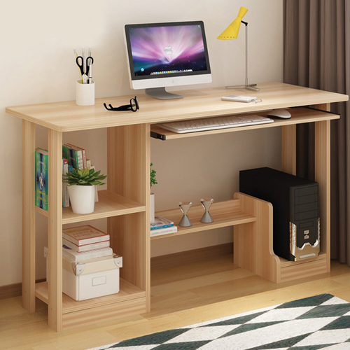Chicory Computer Desk With Storage Box Image 9