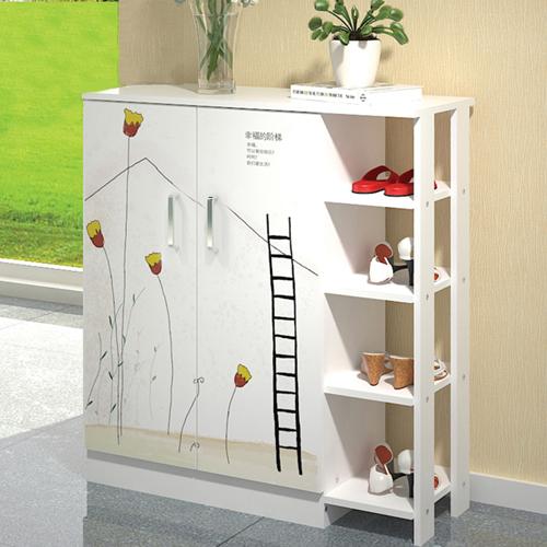 Creative Shoe Storage Cabinet Image 9