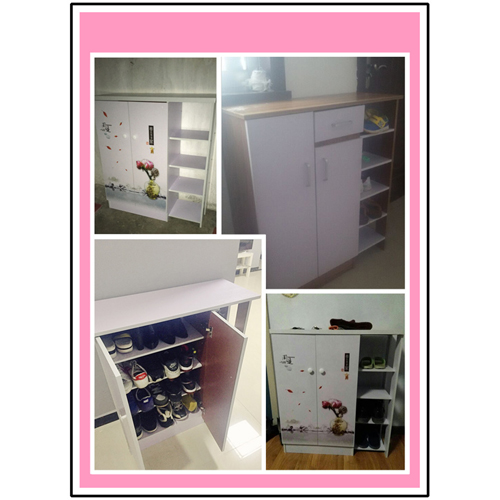 Creative Shoe Storage Cabinet Image 14