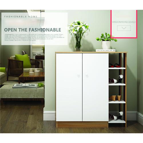 Creative Shoe Storage Cabinet Image 16
