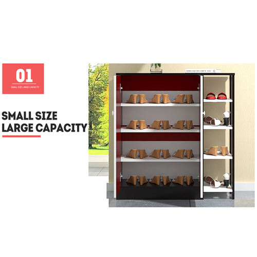 Creative Shoe Storage Cabinet Image 21