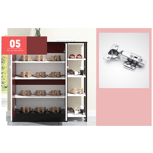 Creative Shoe Storage Cabinet Image 25