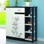 Creative Shoe Storage Cabinet Image 1