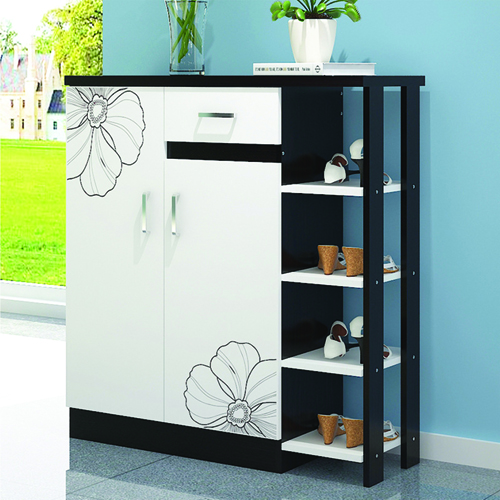 Creative Shoe Storage Cabinet Image 4