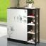 Creative Shoe Storage Cabinet Image 5