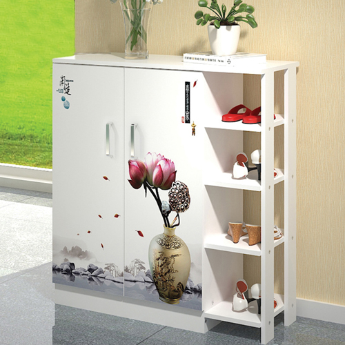 Creative Shoe Storage Cabinet Image 7