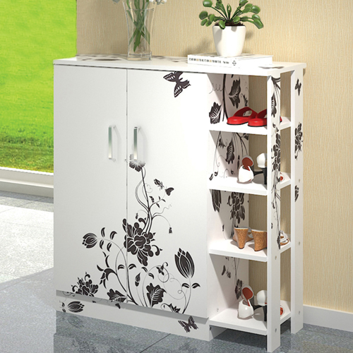 Creative Shoe Storage Cabinet Image 8