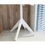 Creative Wooden Clothes Hanger Stand Image 19