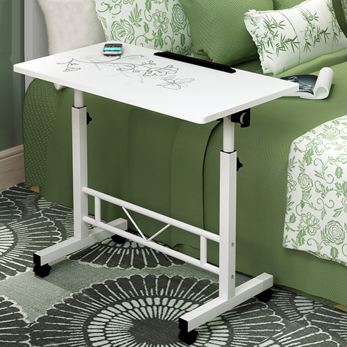 Besto Adjustable Study Laptop Table With Wheel Image 9